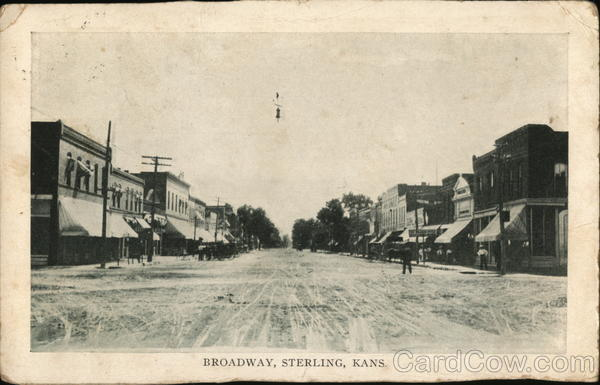 Broadway Sterling Kansas