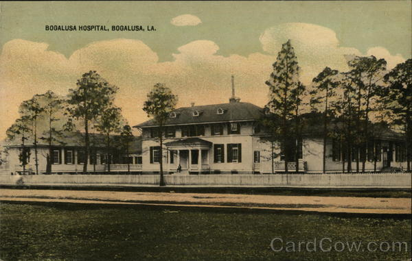 Bogalusa Hospital Louisiana