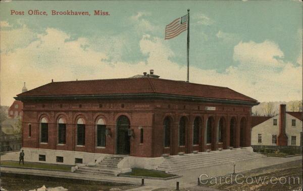 Post Office Brookhaven Mississippi