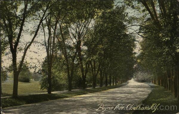 Payne Avenue Chatham New York
