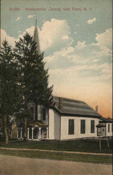 Presbyterian Church Salt Point New York