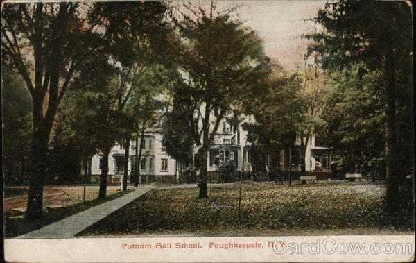 Putnam Hall School Poughkeepsie New York