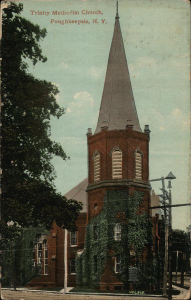 Trinity Methodist Church Poughkeepsie New York