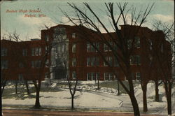 Beloit High School Postcard