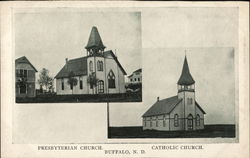 Presbyterian Church and Catholic Church