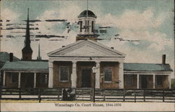 Winnebago County Court House 1844-1876