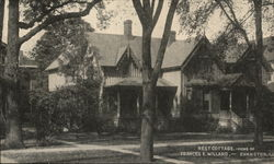 Rest Cottage, Home of Frances E. Willard