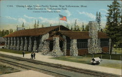 Dining Lodge, Union Pacific System
