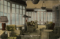 The Lounge, Belleview Hotel, Belleair