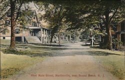 West Main Street, Martinsville