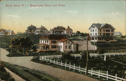 Woonsocket House and Annex