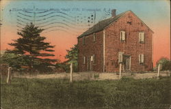 Elder Bation Meeting House