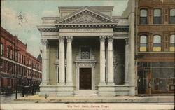 City Hall, Bank