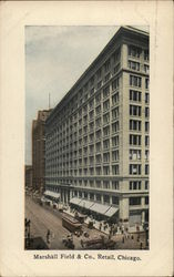 Marshall Field & Co., Retail