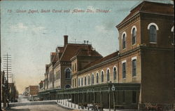 Union Depot, South Canal and Adams St.