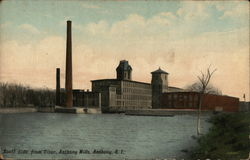 South Side from River, Anthony Mills Postcard