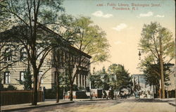 Public Library, Washington Street