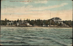 Squantum Club, Narragansett Bay