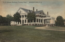 L.C. Gillespie Residence, Picatinny Road