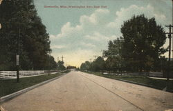Washington Avenue, East End
