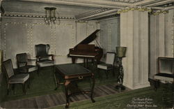 The Music Room, Mezzanine Floor, Owyhee Hotel
