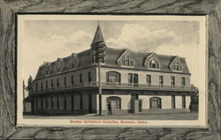 Doctor Gritman's Hospital Postcard