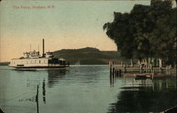 The Ferry Postcard