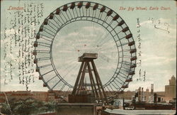 The Big Wheel, Earl's Court (Ferris Wheel)