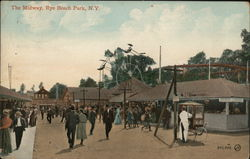 The Midway, Rye Beach Park
