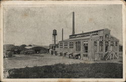 Maryland Glass Corporation Factory