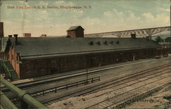 New York Central R.R. Station