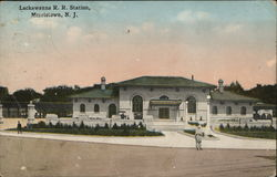 Lackawanna RR Station