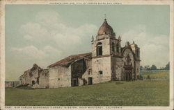 San Carlos Borromeo Carmel Mission