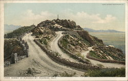 Summit of Rubidoux Mt.