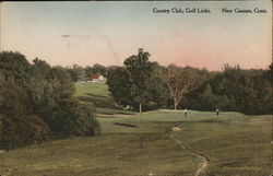 Country Club, Golf Links