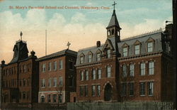 St. Mary's Parochial School and Convent