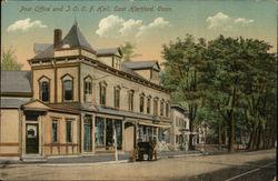 Post Office and I.O.O.F. Hall