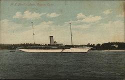 M. F. Plant's Yacht