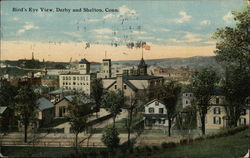 Bird's Eye View, Derby and Shelton