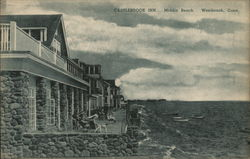 Castlebrook Inn, Middle Beach Postcard