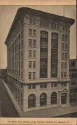 New Home Office Building of the Travelers Insurance Co.