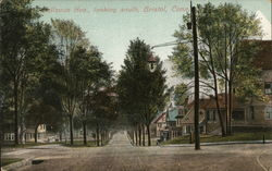 Bellevue Avenue, looking South