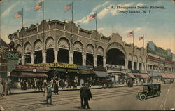 L. A. Thompsons Scenic Railway, Coney Island