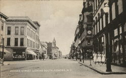Remsen Street, looking South