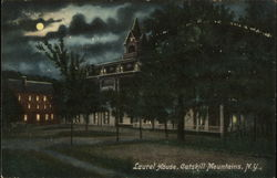 Laurel House, Catskill Mountains Postcard