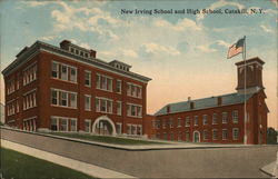 New Irving School and High School