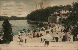 Park Lake and Casino