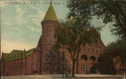 10th Regiment, N. G. S. N. Y. Armory