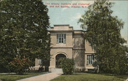 The Albany Institute and Historical Art Society