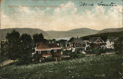 Highlands on the Hudson Postcard